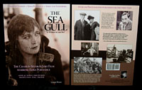 Sea Gull front and back cover
